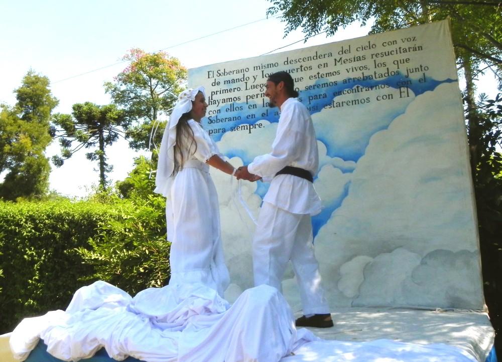 El Mesias Yahshua volvera por su pueblo sobre las nubes